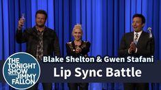 Lip Sync Battle with Gwen Stefani and Blake Shelton