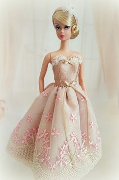 Silkstone BArbie Doll https://flic.kr/p/vqPku1 | Pink Champagne | SAMSUNG CAMERA PICTURES