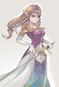 Twilight Princess - Princess Zelda