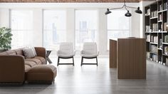 Hinchada Modular Lounge is low profile, plush seating that is sure to be the place where everyone wants to kick up their feet. Fresh details like contrasting wide welts and slatted platforms enhance a simple statement of line. With a few components you can create a lounge layout to fit your lifestyle.