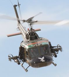 Huey - One of the greatest little choppers ever made.