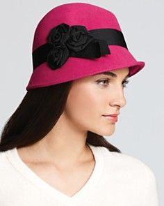 hats for spring? with dresses maybe?