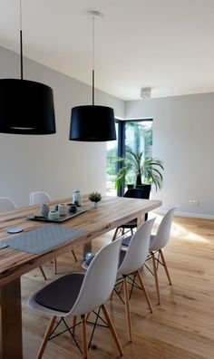 Finde moderne Esszimmer Designs: Offener Essbereich. Entdecke die schönsten Bilder zur Inspiration für die Gestaltung deines Traumhauses.