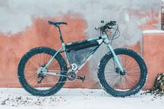 Surly Wednesday Review, Bikepacking