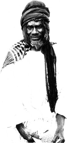 Samori Touré was a warrior, a fighter, an empire builder, and one of the greatest African military leaders ever seen… he fought and won against the French army several times before his capture.  Interestingly enough, over 50 years later, the grandson of Samori, Sekou Touré, was the only one to say 'NO' to France, and to General De Gaulle: they preferred freedom over slavery under the European master… that was in Guinea!