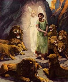 picture of daniel in the lions den | Daniel In The Lions Den - Bible Stories Charles Spurgeon Devotions