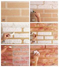 Great DIY wall