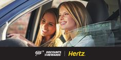 Don't let age stop you. We've waived the underage rental fee for drivers years old when they rent with Hertz. Summer Travel, Us Travel, 24 Years Old, Car Rental, Amazing Destinations, Summertime, National Parks, Boat, Age
