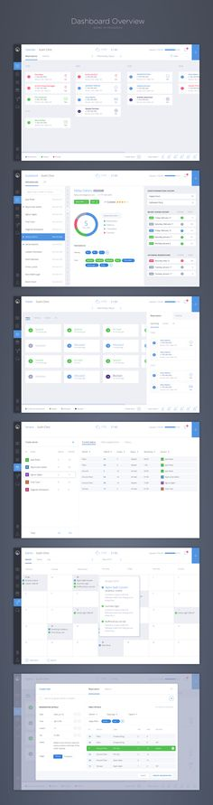 #dashboard #ui