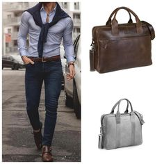 Brodrene leather bags, high quality, best form Just For Men, Leather Bags, Rebecca Minkoff, Fashion, Leather Tote Handbags, Moda, Leather Slouch Bags, Fashion Styles, Leather Formal Bags