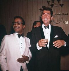 Frank may have been the Chairman, but Dino and Sammy were the Heart & Soul of the Rat Pack.