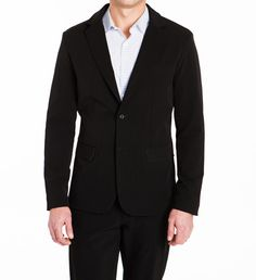 Ministry of Supply Stealth Suit.  If you had to buy one suit, this is it. Black, reflects the sun sfp rate 1000, and keeps you cool and 4 way stretch, H2o repellent, underarm vents, list goes on.