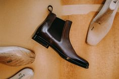 Chelsea Boots, Ankle, Casual, Collection, Shoes, Fashion, Moda, Zapatos, Wall Plug
