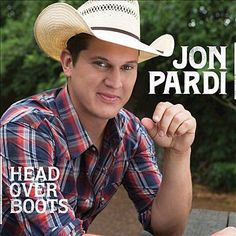 I just used Shazam to discover Head Over Boots by Jon Pardi. http://shz.am/t282954845