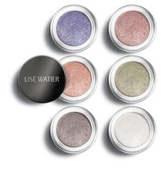 Pin to Win! Lise Waiter Cosmetics available in your makeup box from wantable.com!
