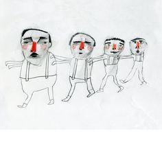 Red Nose Parade