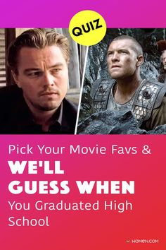 This quiz will show you various movies from 2010. Your answers will reveal your high school years to us! #personalityQuizzes #whoareyou #aboutme #personality #Quizzes #quizzesfunny #highschoolgrad #highschoolquiz #quizaboutyourself #funquizzestotake #me #aboutyourself #quizzesaboutyou #moviequizzes #movies #movietrivia #moviequiz #funMovieQuizzes Color Personality Test, Personality Quizzes, School Quiz, Quizzes Funny, Fun Quizzes To Take, High School Years, Movie Facts, How To Find Out, Graduation