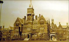 Danvers State Hospital 1875 photo  Click on the photo for video.