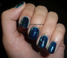 Deborah Lippmann - Across the Universe #nails #nailpolish