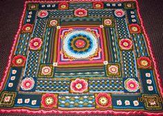 sophies garden crochet blanket - Google-Suche