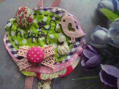*Happy* Shabby chic Windspiel/Wohnungsdekoration von Happy Lilly auf DaWanda.com
