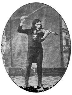 Niccolò  Paganini,