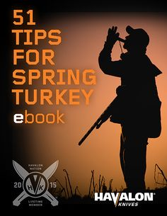 Inside our FREE 21 page ebook, you'll learn 51 tips and tricks, pro hunting guides use for spring turkey success. You'll learn the techniques our authors have perfected over a lifetime of hunting experience - Download Now!
