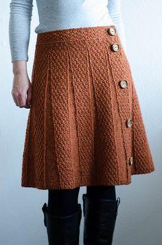 Ravelry: chomolhari's E's Carnaby Skirt