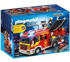City Action - Furgón de bomberos