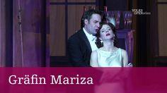 Gräfin Mariza  Mariza und Tassilo   Volksoper Wien #Theaterkompass #TV #Video #Vorschau #Trailer #Theater #Theatre #Schauspiel #Tanztheater #Ballett #Musiktheater #Clips #Trailershow