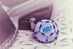 DIY: Pingpongový přívěšek :: Zdobenicko Bracelet Watch, Watches, Bracelets, Accessories, Fashion, Wrist Watches, Charm Bracelets, Moda, Tag Watches