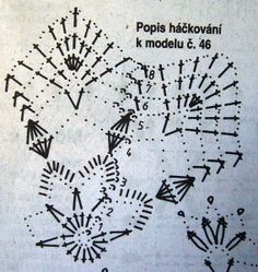 Obrazek Crochet Snowflake Pattern, Crochet Snowflakes, Crochet Motif, Crochet Doilies, Knit Crochet, Crochet Ball, Crochet Doll Dress, Crochet Christmas Decorations, Doily Rug