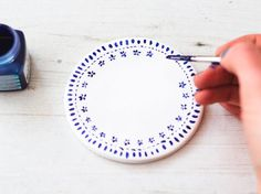 Tendencia artesanal: cerámica pintada