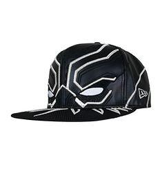 7d15359a766 Black Panther Armor New Era 5950 Hat- 7 1 4 New Era  blackpanther