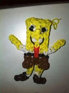 Spongebob Charm