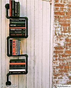Industri och lite DIY - Ett inredningsalbum på StyleRoom