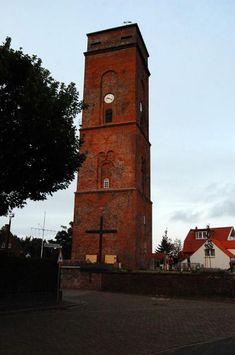 Borkum: Alter Leuchtturm
