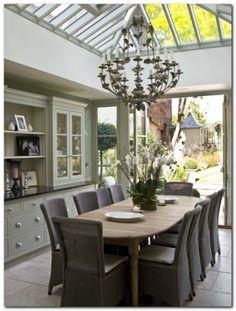 Roof Lantern Extension Ideas (11)