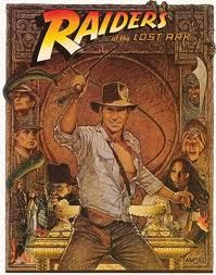 Indiana Jones - my husband's all time favorite movie