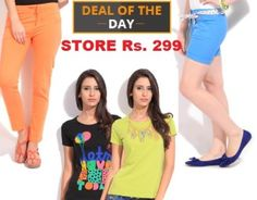 Flipkart valentine's day Offers on Women's T-Shirts, Tops, Dresses Just At Rs. 299 - Best Online Offer