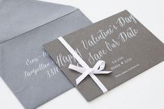 Save the Date -kortit, Hääkutsut / Custom made wedding invitations and save the date cards by www.makeadesign.fi