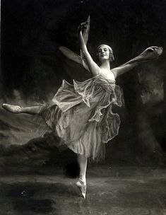 Beautiful Anna Pavlova!