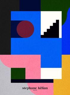 """garadinervi: """" Les Graphiquants Stephane Kélian, Collection FW15 """""""