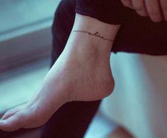 kleines Tattoo