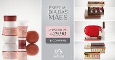 Não deixe para a última hora!! Compre agora e faça supresa para sua mãe!! Entrega para vc ou sua mãe!! Receba em casa!! http://rede.natura.net/espaco/outletchic/
