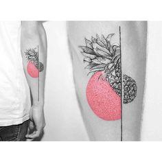 Kaiyu Huang #normalcarrey #tattoo #tattrx