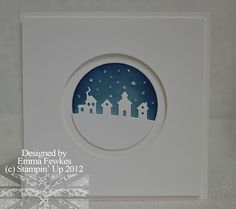 Lady & the Stamp: Sleigh Ride Edgelits