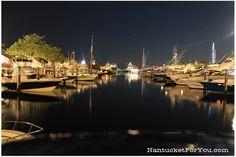Nantucket Boat Basin Docks