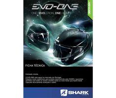 SHARK | EVO ONE - O EVO ONE está agora no mercado, em Portugal. Na Lusomotos, estamos muito orgulhosos pelo projeto desenvolvido pela SHARK e queremos partilhar com todos os nossos fãs e clientes, todas as mais-valias que fazem deste capacete tecnicamente avançado e subtil. Vejam, leiam e releiam a Ficha Técnica do EVO ONE que preparámos para todos os interessados!  #lusomotos #shark #capacete #evoone #proteção #segurança