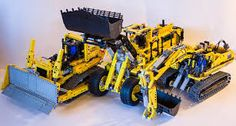 Image result for lego 42030 and 8043